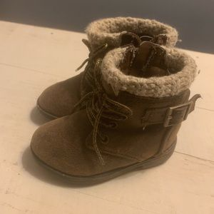 Other - Baby girl brown boots 🥾